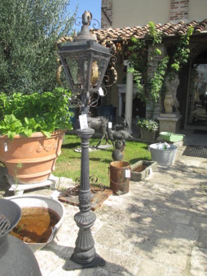 Lampadaires et éléments d'éclairage - Matériaux anciens Ra-Ma