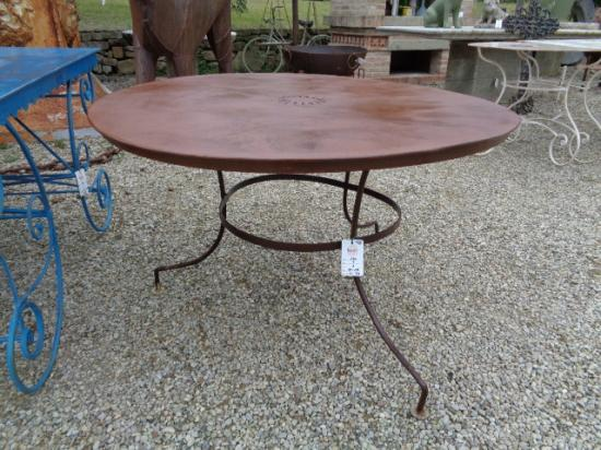 Complete Tables - Ra- Ma ancient materials and Garden furniture