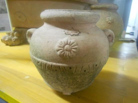 Orci antichi e Conche in Terracotta Antica - Private Collection -