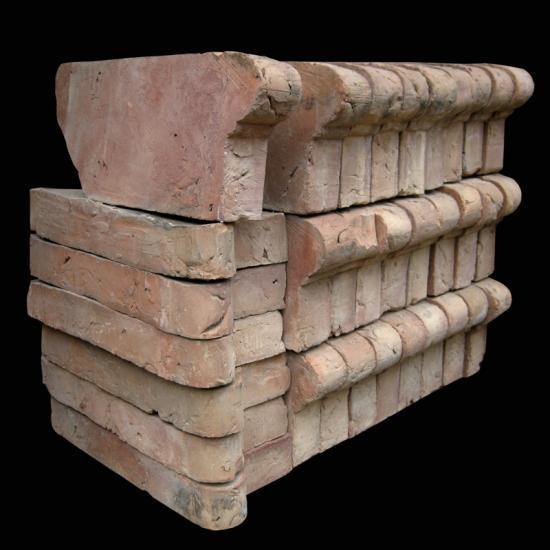 Cimase for Muro RaMA antique and recycled materials