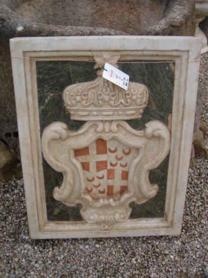 Coats of Arms & Bas Reliefs