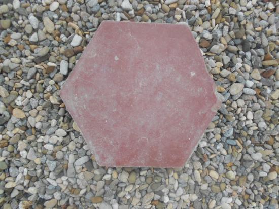 Antichi pavimenti con Piastrelle in graniglia