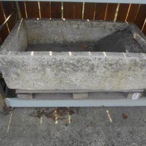 Lavatoi antichi in Pietra Chiara da Terra