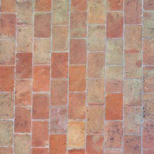 Cotto antico con Mezzane Pulite per pavimenti rifiniti ed eleganti