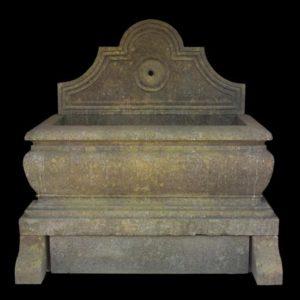 Fontana da giardino in Pietra Peperino