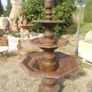 Fontana da giardino in Ghisa Grande