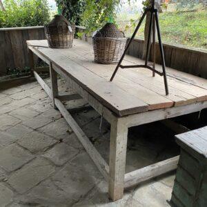 tavolo abete