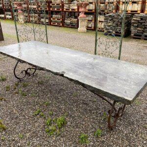 Piano per tavolo in pietra