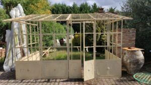 What are ancient greenhouses: functions and characteristics
